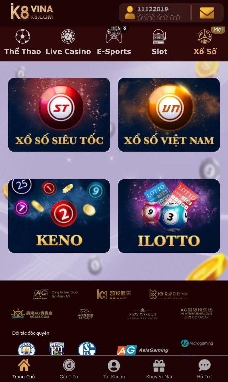 K8 - Trang đánh lô đề online uy tín